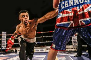 Boxing: Kingston's Anthony Ayinde proves big talk is cheap with easy ride past Lee Cannon