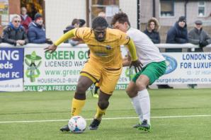 FOOTBALL: A patched-up Sutton United can hold their heads up despite FA Trophy exit, says Baird